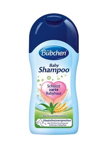 Bübchen Bübchen 11895748  Bebek Şampuanı 200 Ml Renkli